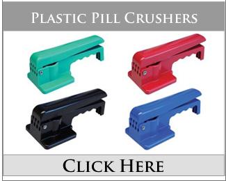 Plastic Pill Crushers